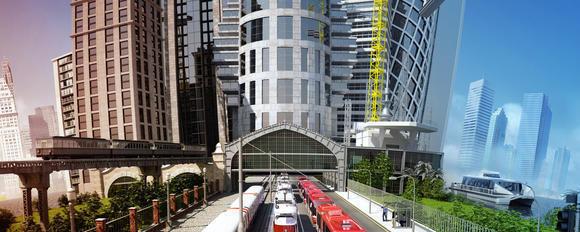 Bild von Cities in Motion – Demo erschienen