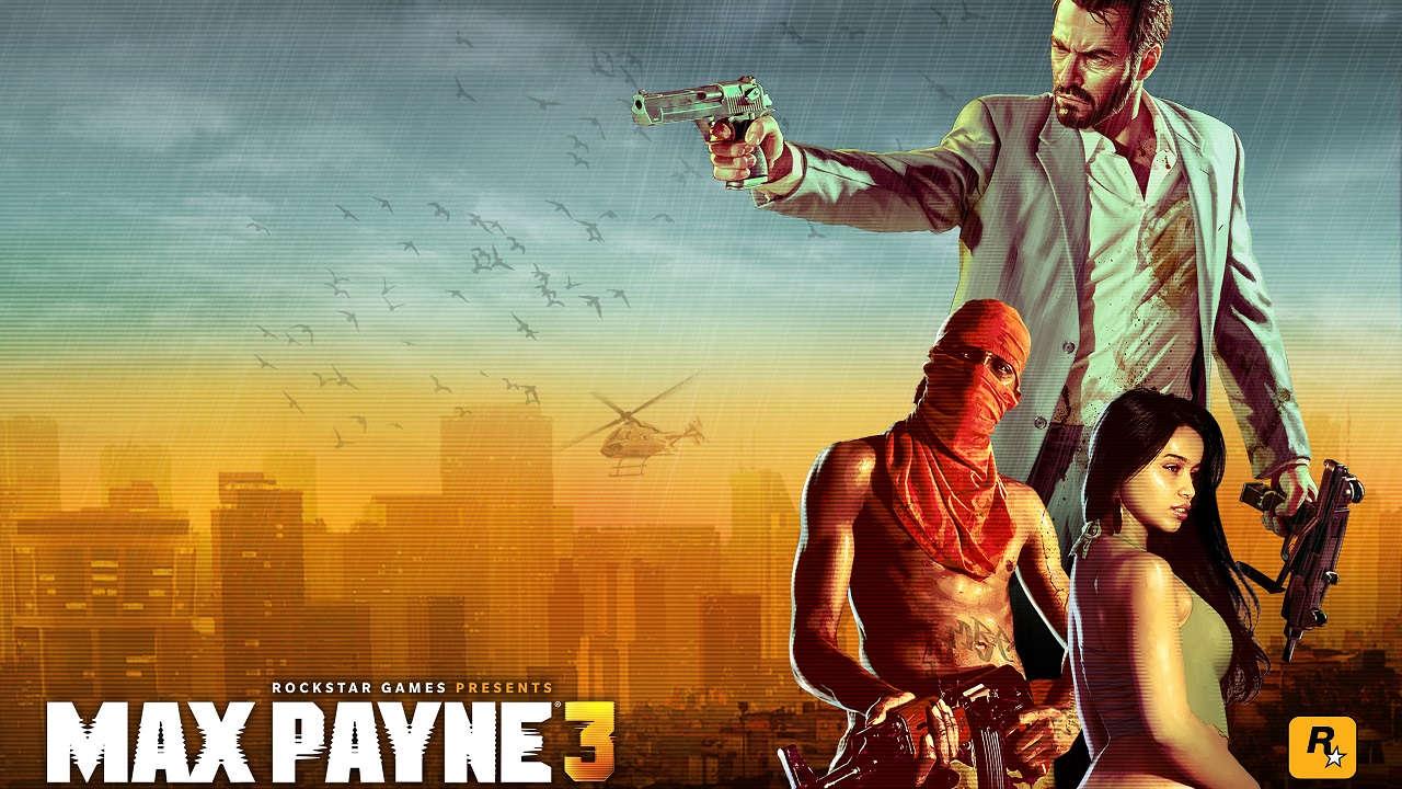 Bild von Max Payne 3 –  Design und Technologie Trailer