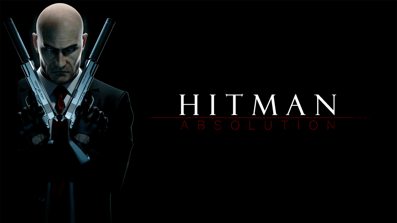 Hitman Absolutioion Logo