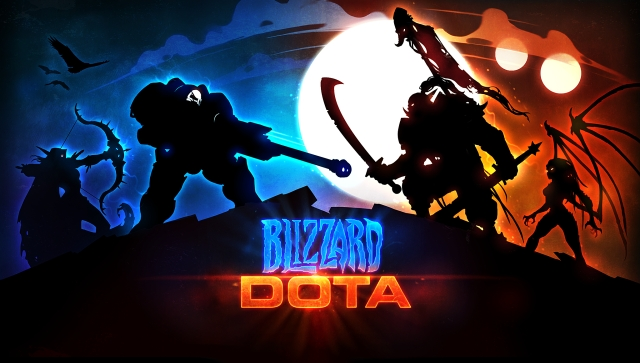 Photo of Blizzard DOTA – BlizzCon FAQ + Screens + Trailer