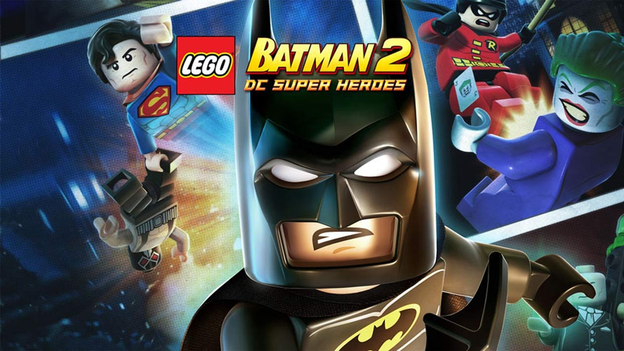Lego Batman 2 Logo