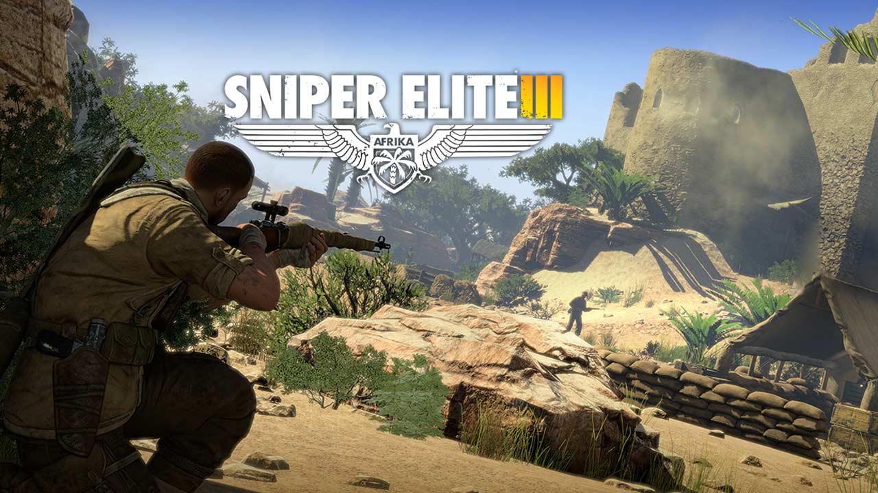 Bild von Sniper Elite 3 – Rettet Churchill Teil 2, Waffenpacks und kostenlose Multiplayer-Maps