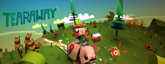 Photo of Tearaway – PS-Vita Titel wurde verschoben