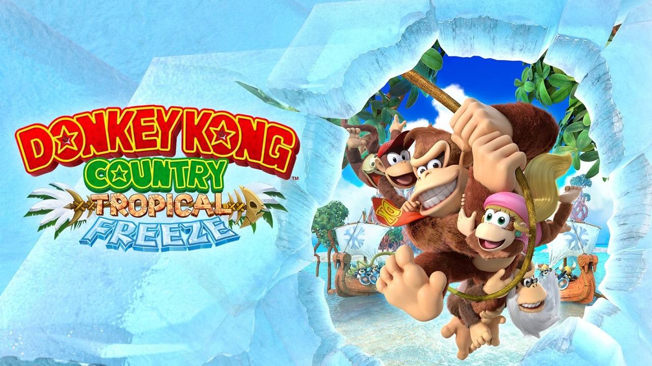 Bild von Donkey Kong Country: Tropical Freeze – Ein neuer Trailer zum Nintendo Switch-Spiel