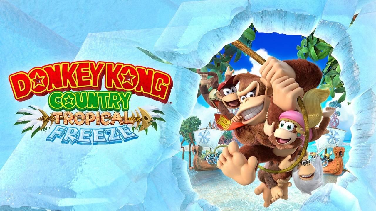 Photo of Donkey Kong Country: Tropical Freeze erscheint für die Nintendo Switch