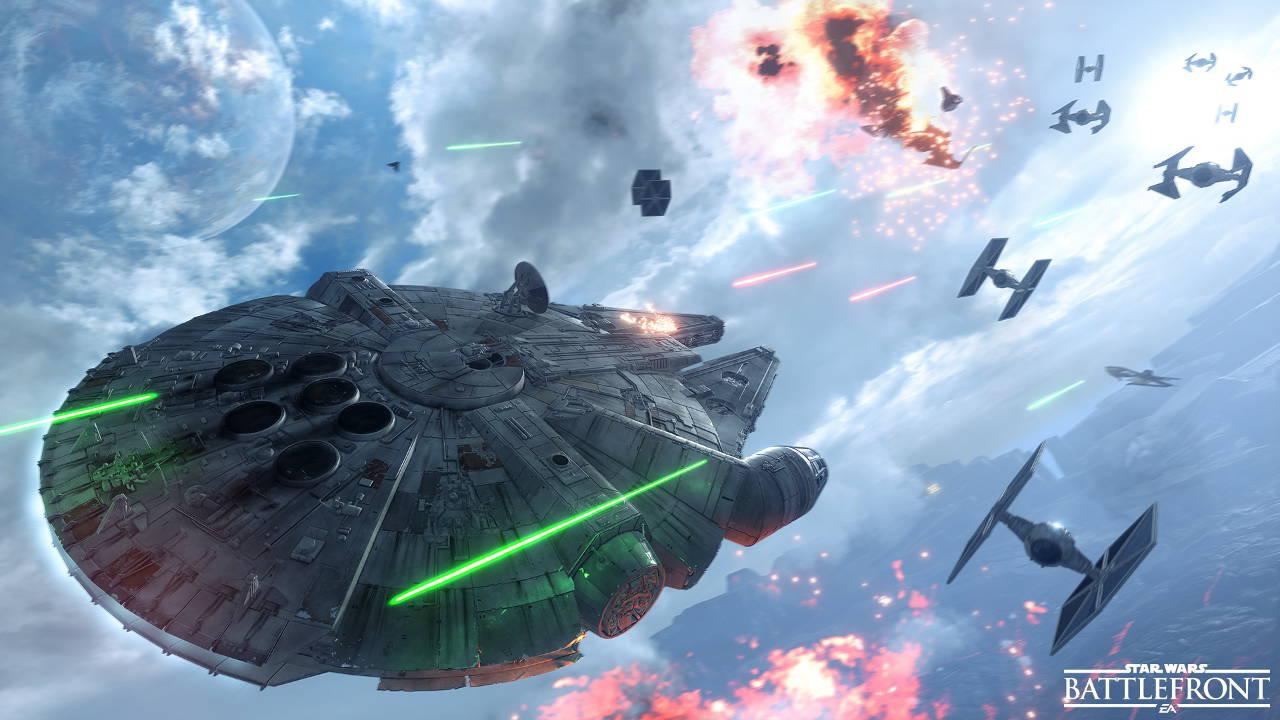 Photo of Star Wars Battlefront – DICE arbeitet an neuem Titel