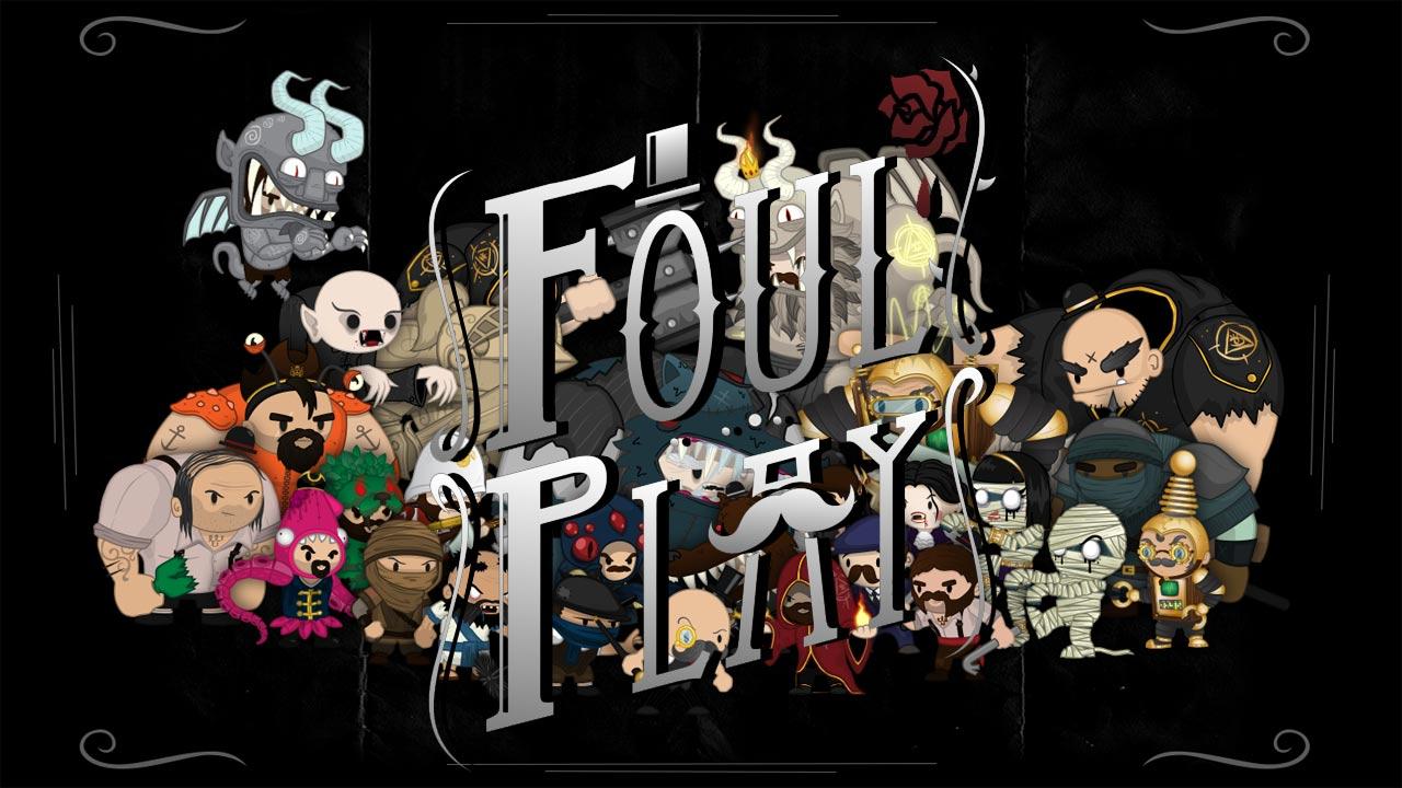 Bild von Foul Play – Coop Brawler auf PlayStation 4 und PS Vita erschienen