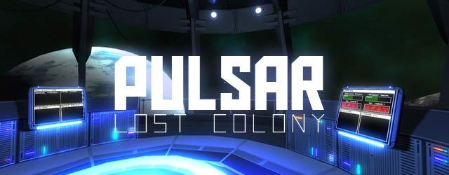 pulsar lost colony neues video zum raumschiff simulator dein multigaming mag. Black Bedroom Furniture Sets. Home Design Ideas