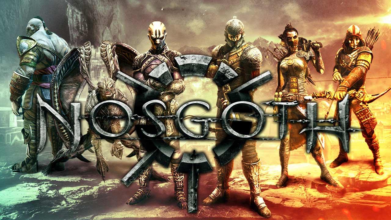 Bild von Gewinnspiel: Gewinnt einen von fünfzig Starter-Pack-Keys für Nosgoth