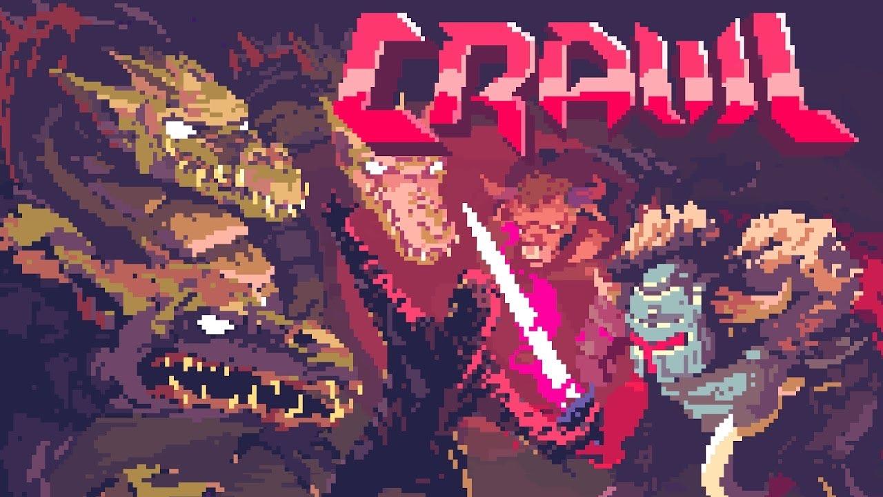 Bild von Crawl – Launch-Trailer für Nintendo Switch