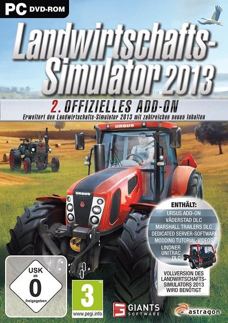 Landwirtschafts-Simulator 2013 - 2. Add-on