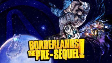 Borderlands The Pre Sequel!