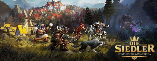 Bild von Die Siedler: Königreiche von Anteria – Closed-Beta Termin bekanntgegeben