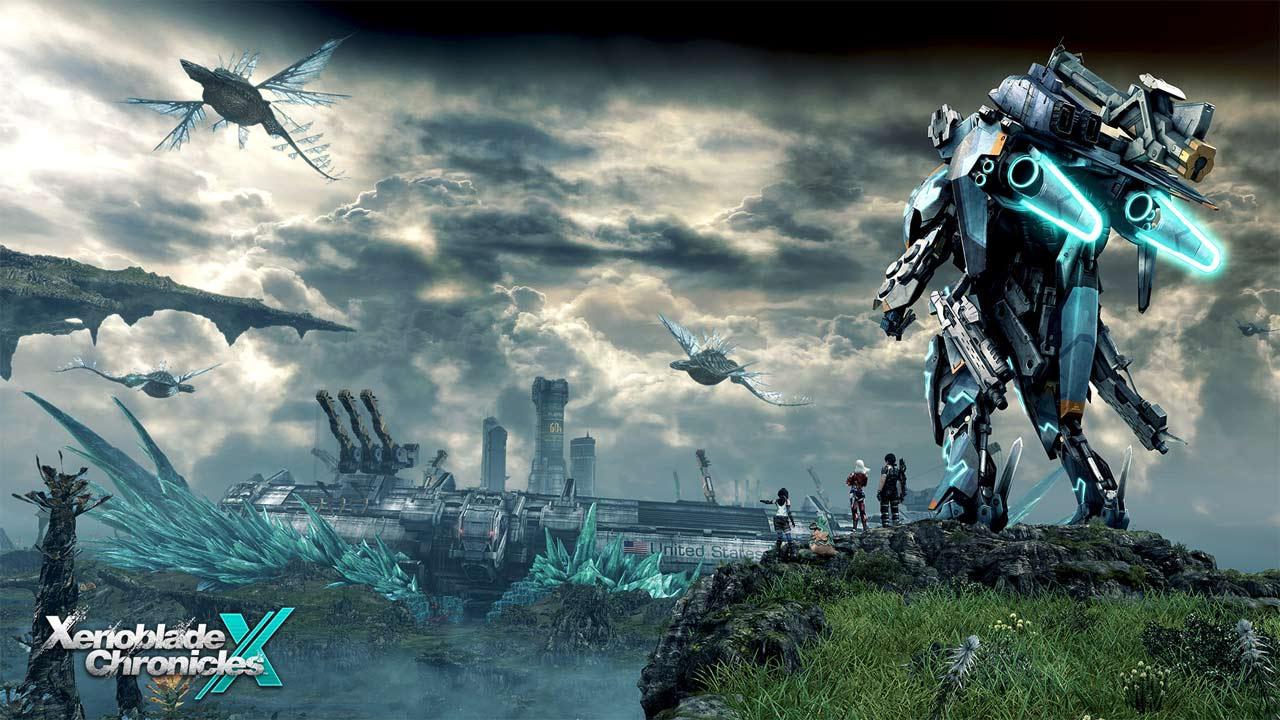 Bild von Xenoblade Chronicles X erscheint 2015, neuer Trailer