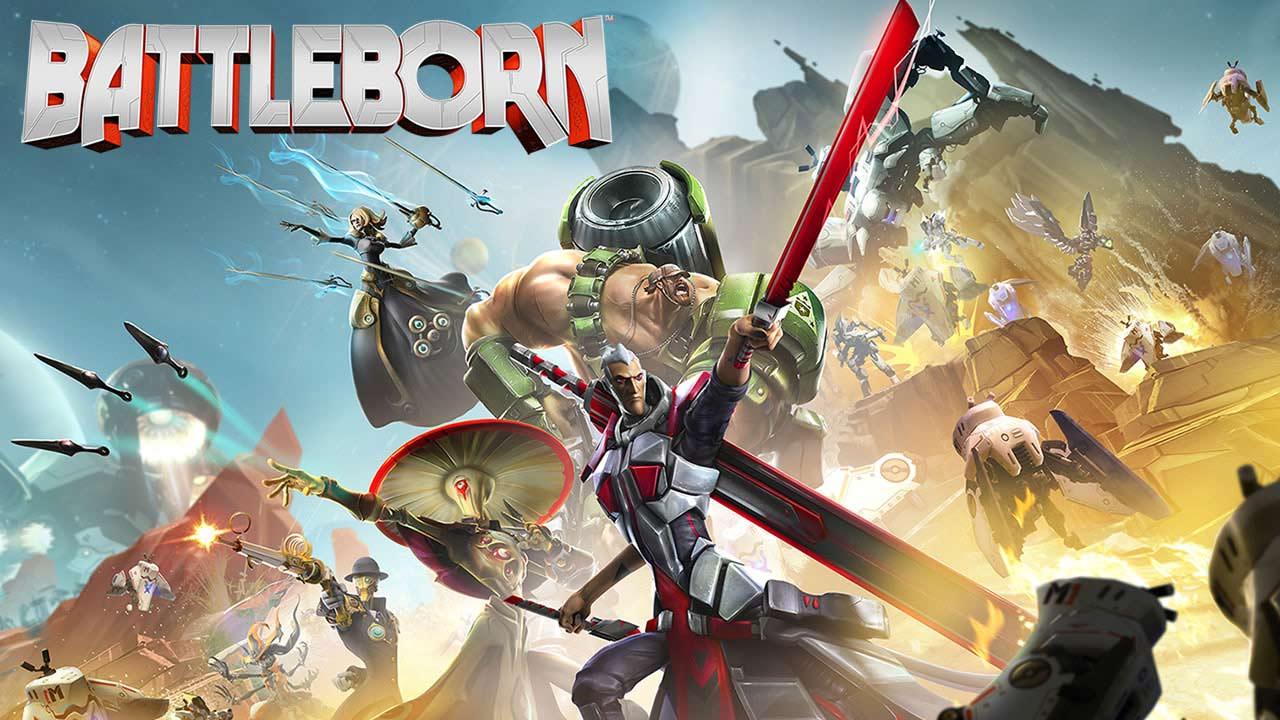 Bild von Battleborn – Video zum Überfall-Modus