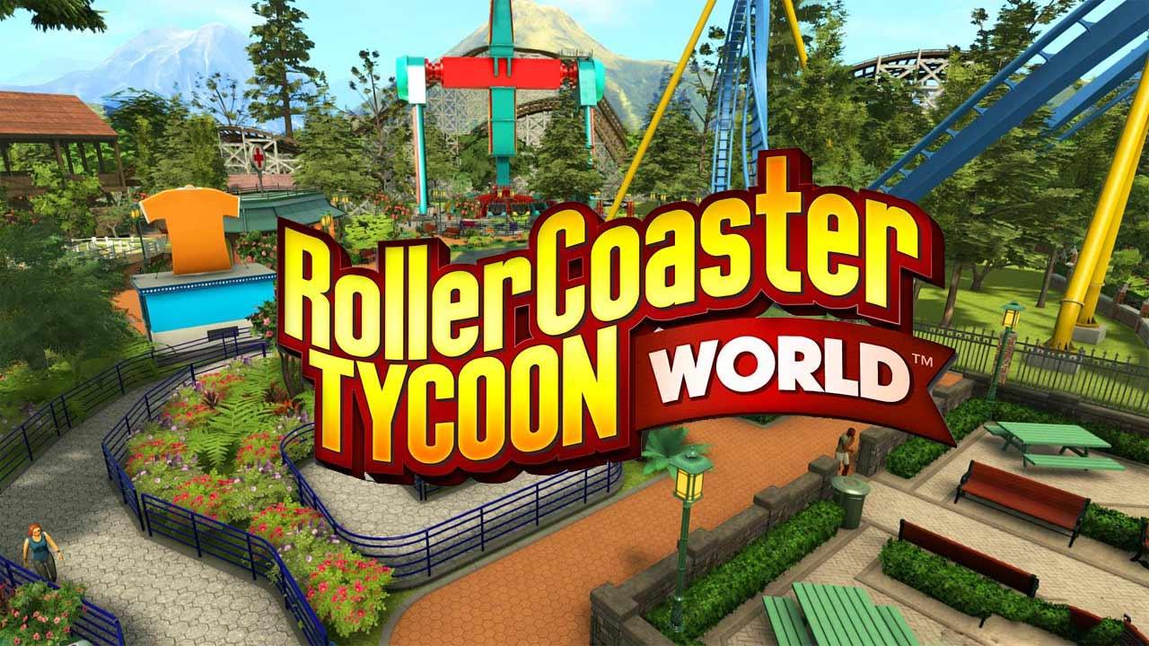 Bild von Rollercoaster Tycoon World – Early Access startet Ende März