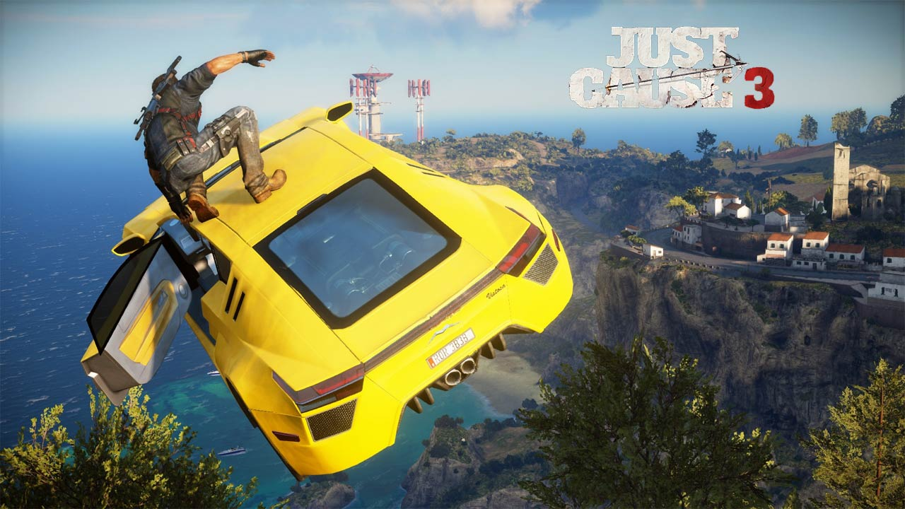 Bild von Just Cause 3 – Explosiver Launch-Trailer explodiert Explosionen