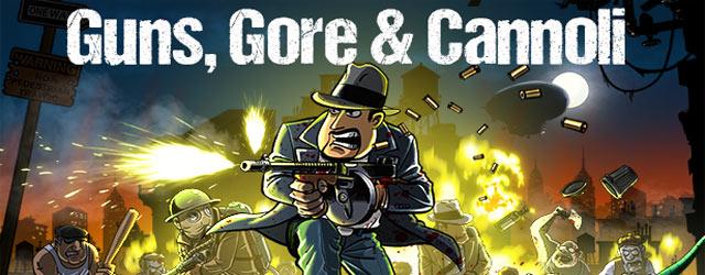 Bild von Guns, Gore & Cannoli – Sidescroller für PC und Mac erschienen