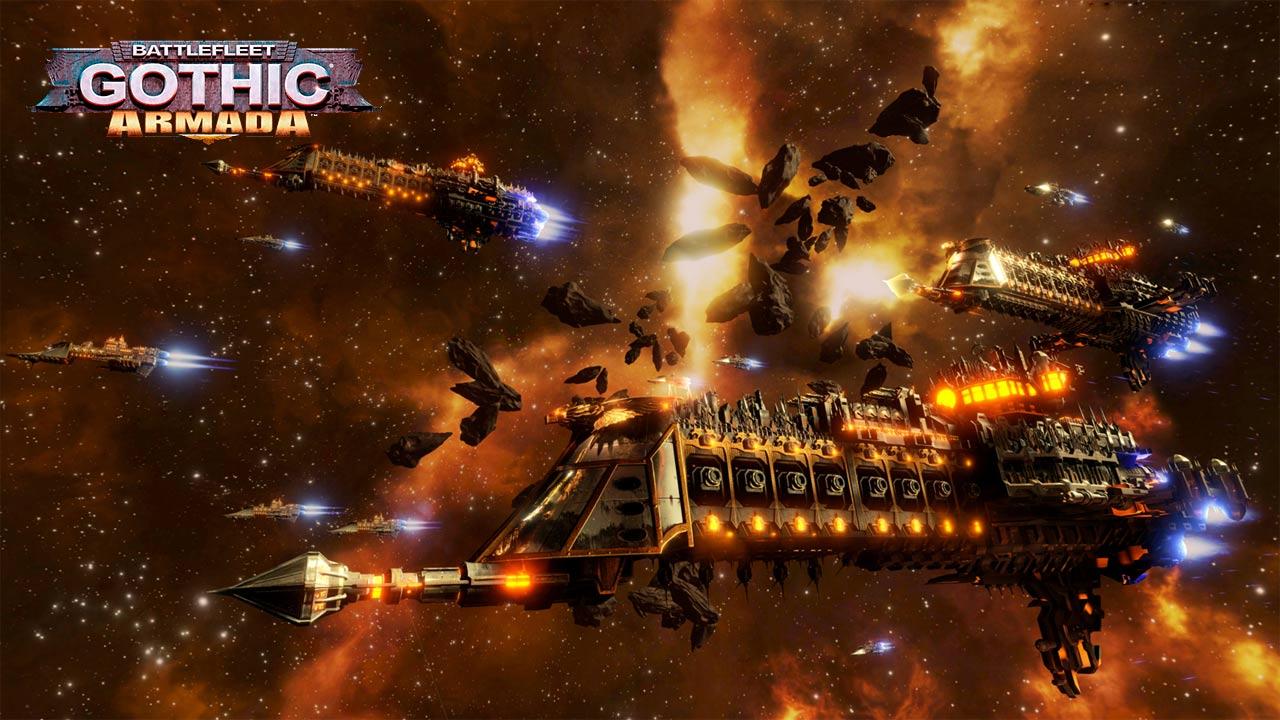 Bild von Battlefleet Gothic: Armada – Die Eldar im neuen Trailer