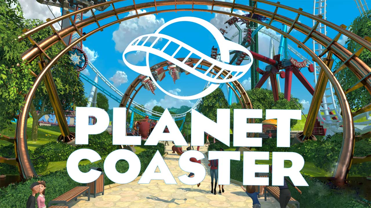 Bild von Planet Coaster – Studios Pack ab sofort erhältlich