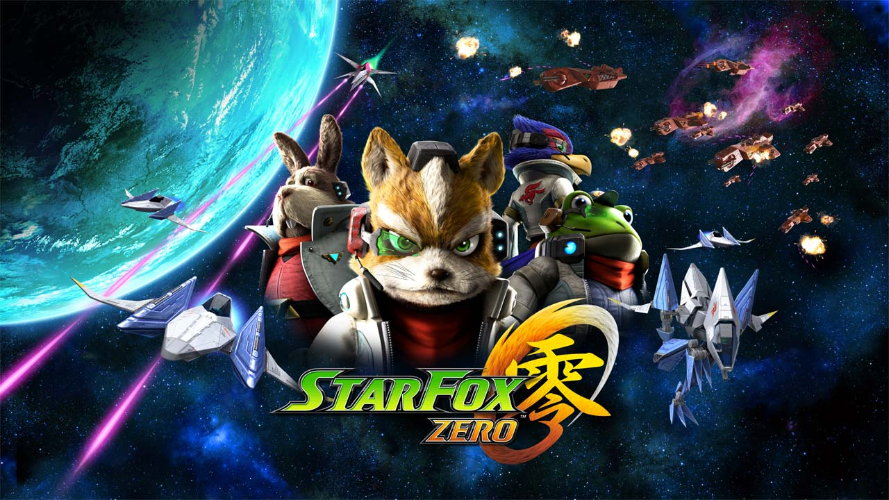 Photo of Star Fox Zero – Release mit Demo-Version von Star Fox Guard