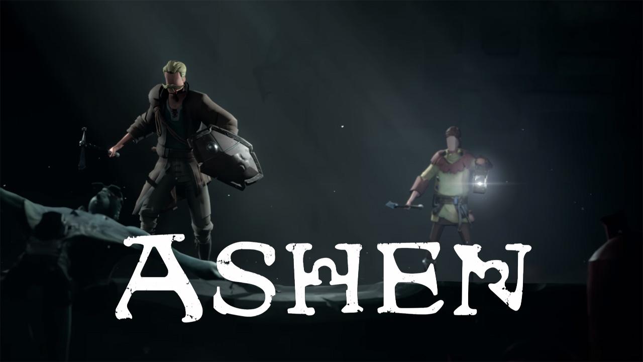 Photo of Ashen mit einem Trailer angekündigt