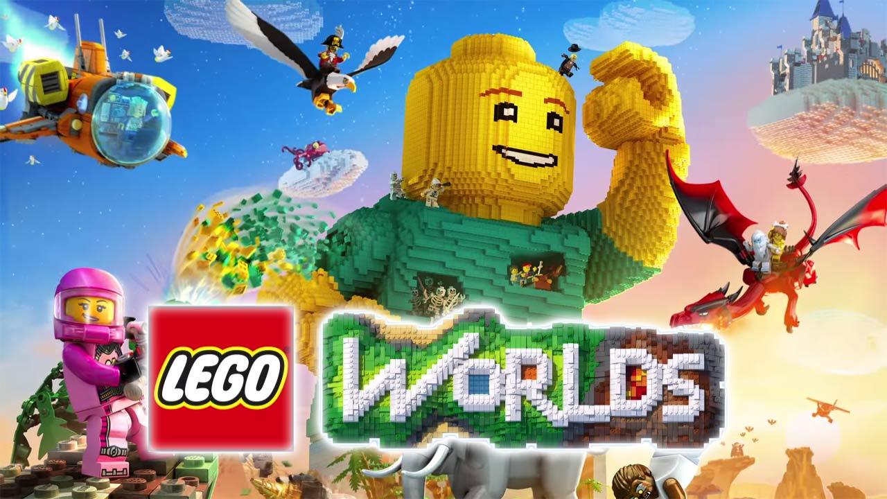 Bild von LEGO Worlds – Trailer zur Nintendo Switch Version