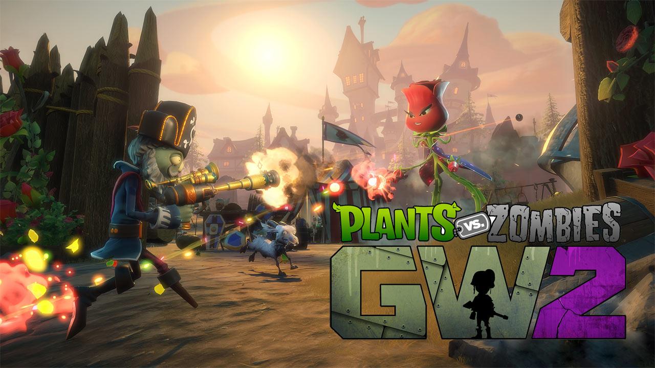 "Photo of Plants vs. Zombies Garden Warfare 2 – Infos zum ""Zoff in Zombopolis"" Update"