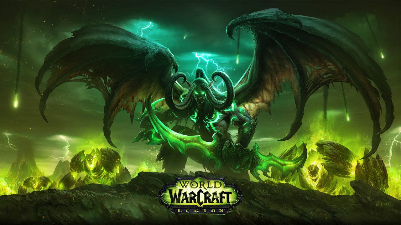 Photo of World of Warcraft: Legion – Launch-Trailer