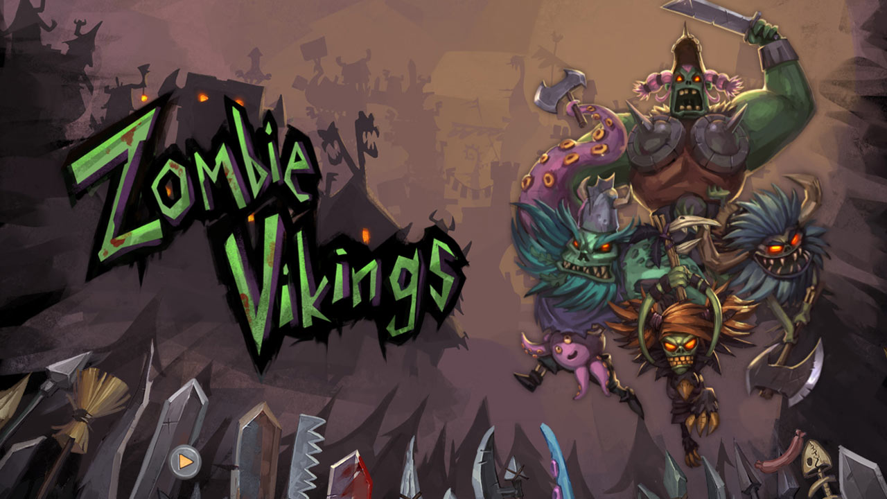 Photo of Zombie Vikings landet auf Steam