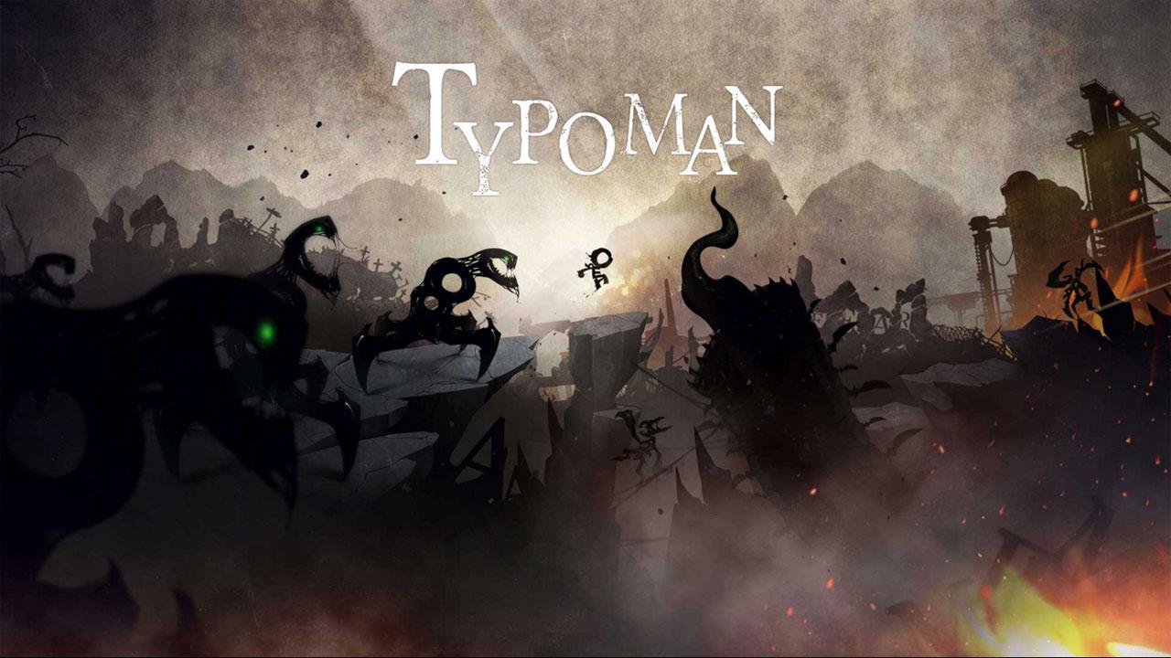 Bild von Typoman – Launch-Trailer des Wii U-Puzzlers