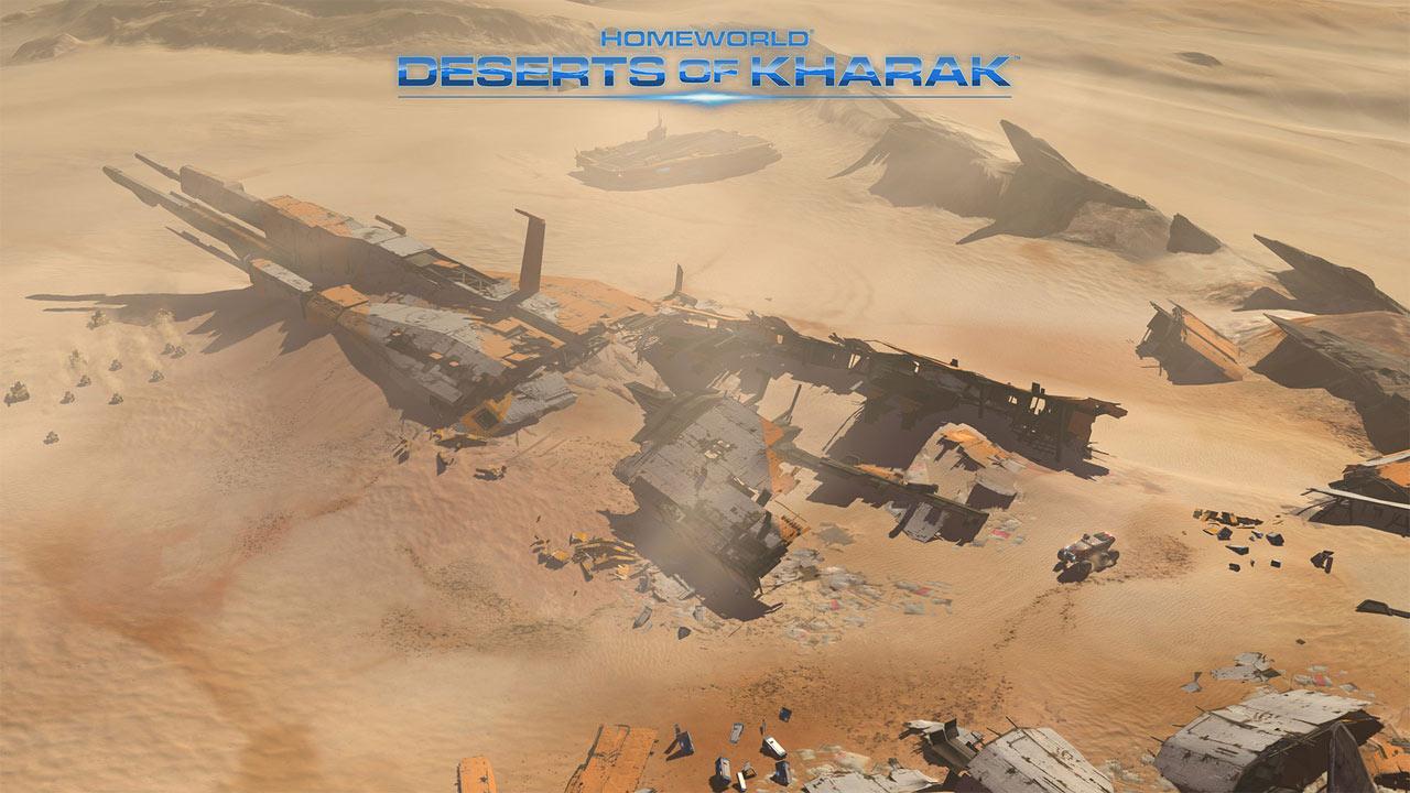 Bild von Homeworld: Desert of Kharak – Soban Fleet Pack angekündigt