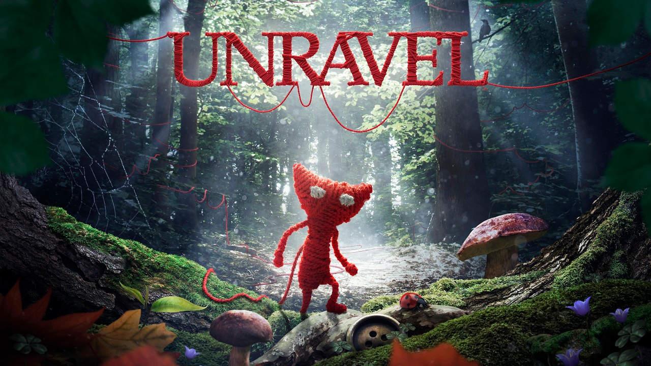 Bild von Unravel – Termin und ein neuer Trailer für den Puzzle-Plattformer