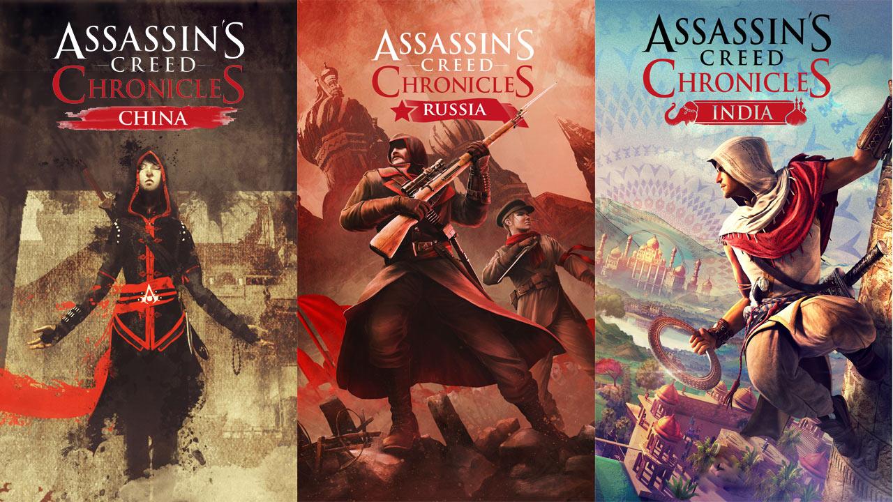 Bild von Assassin's Creed Chronicles: India und Russia haben einen Termin
