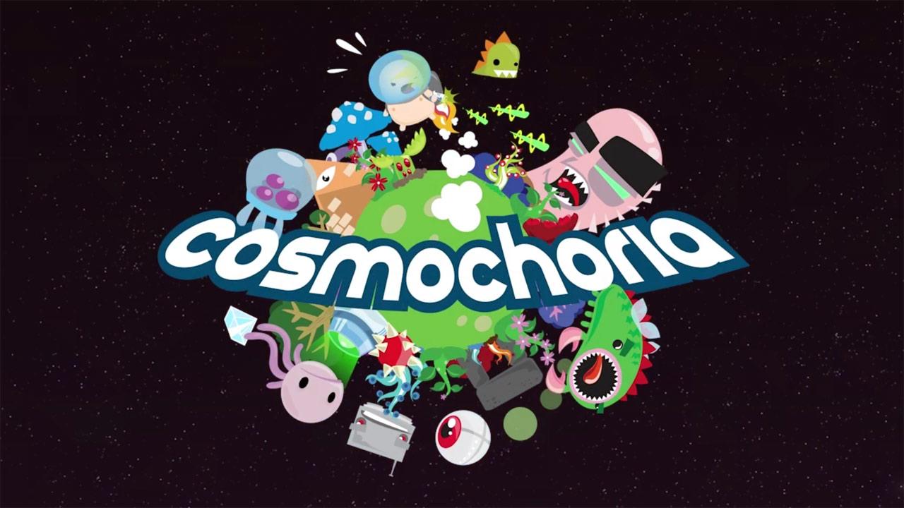 Bild von Cosmochoria – Ein nackter Astronaut für die PS4 und Xbox One