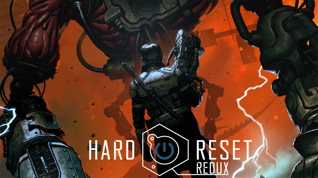 Bild von Hard Reset Redux – Launch-Trailer