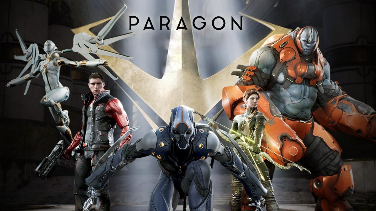 Photo of Paragon – Neuer Trailer kündigt Heldin Zinx an