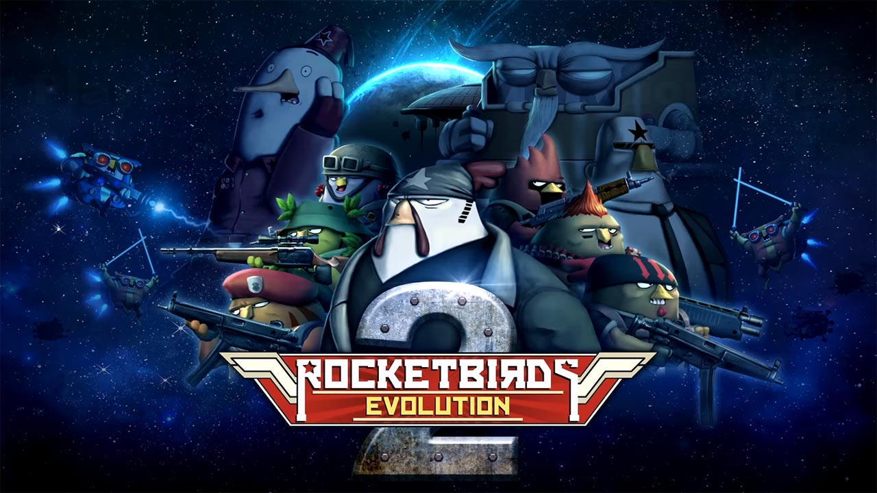 Bild von Rocketbirds 2: Evolution – Release-Termin für PC-Version