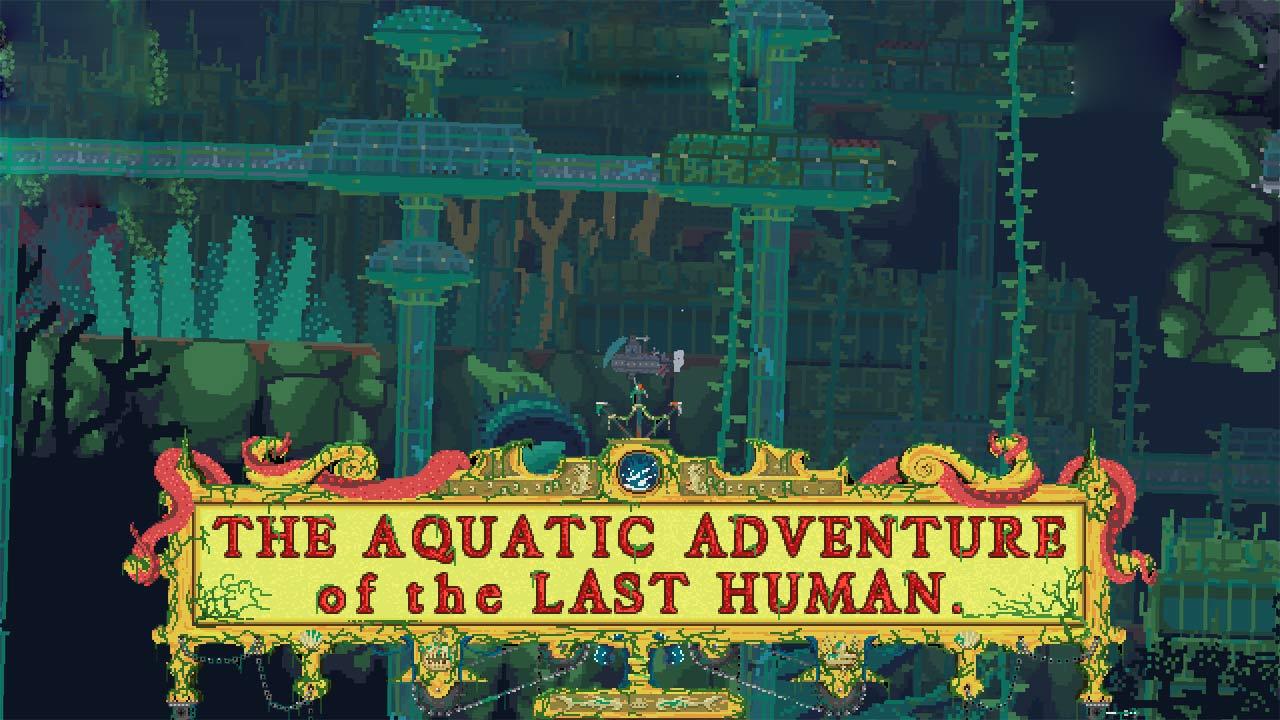 Photo of The Aquatic Adventure of the Last Human – Unterwasser-Adventure heute erschienen