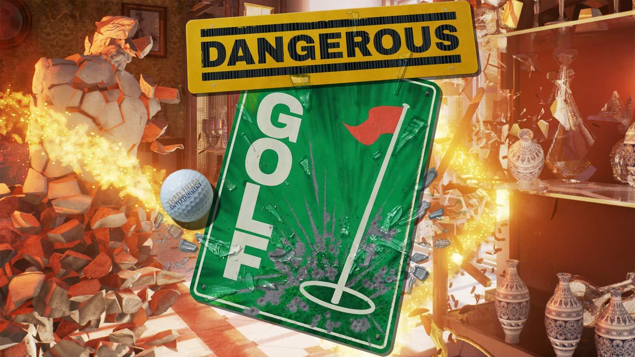 Bild von Dangerous Golf – Ein etwas anderes Golfspiel angekündigt