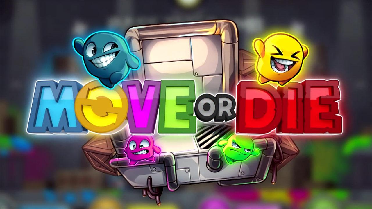 Bild von Move or Die – Trailer stellt Color Craze Modus vor