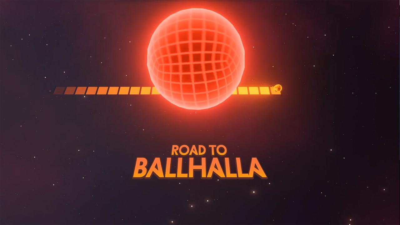 Bild von Road to Ballhalla – Musikbasierender Geschicklichkeits-Puzzler für PC angekündigt
