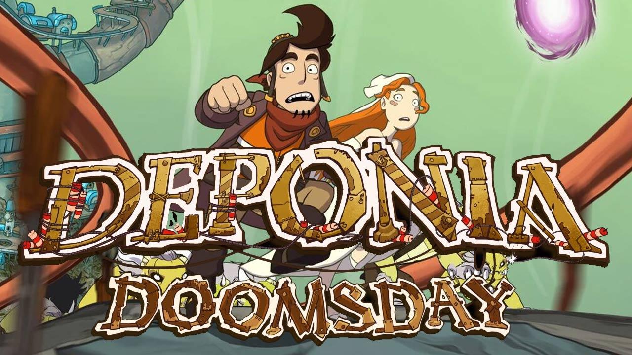 Bild von Deponia Doomsday – Was bisher geschah