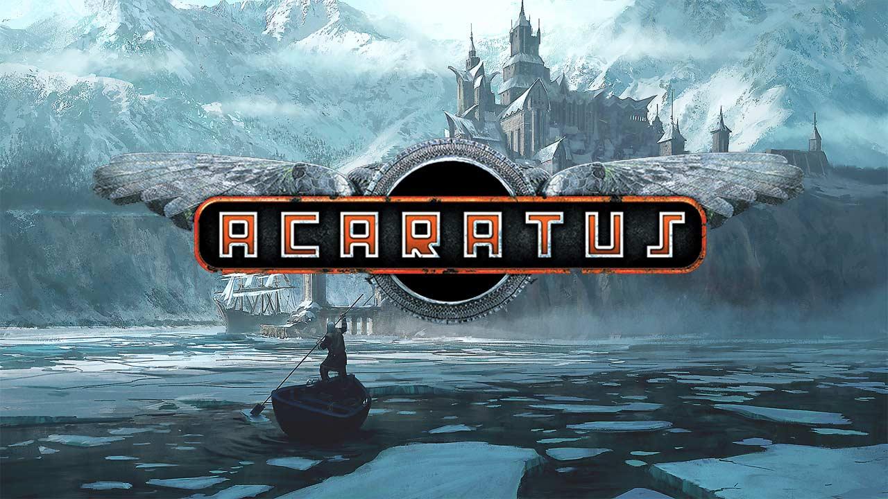 Bild von Acaratus – Early Access Phase des rundenbasierten RPG