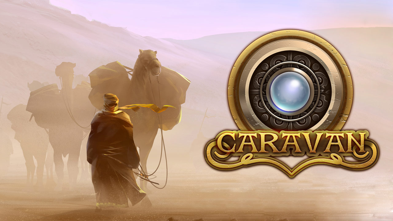 Bild von Caravan – Erste Bilder des Handels- und Explorations-Spiels