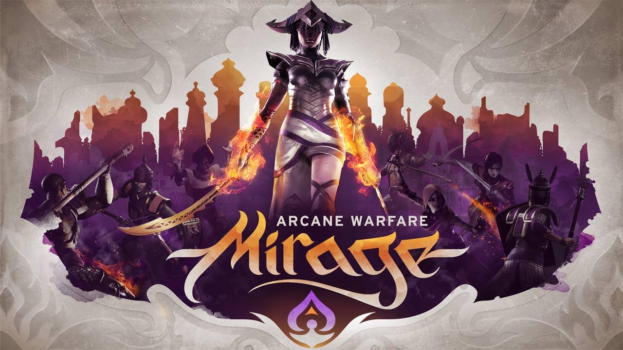 Bild von Mirage: Arcane Warfare – Release-Termin bekannt, Chivalry kostenlos