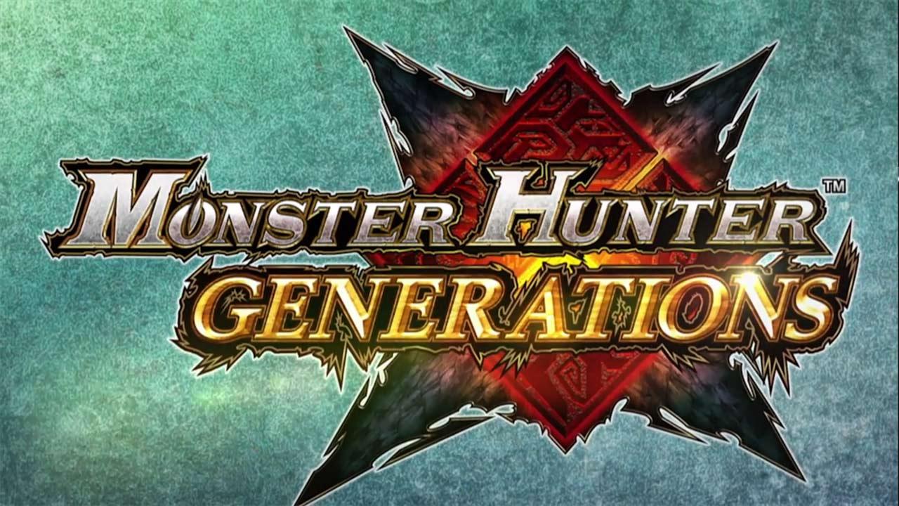 Bild von Monster Hunter: Generations – Release steht fest, 3DS XL Editon angekündigt