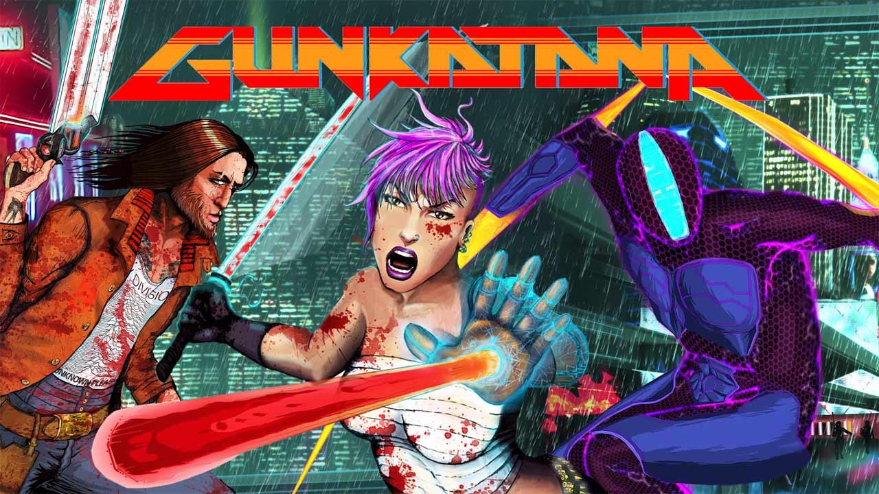 Bild von Gunkatana – Torn Page Games starten Kickstarter-Kampagne