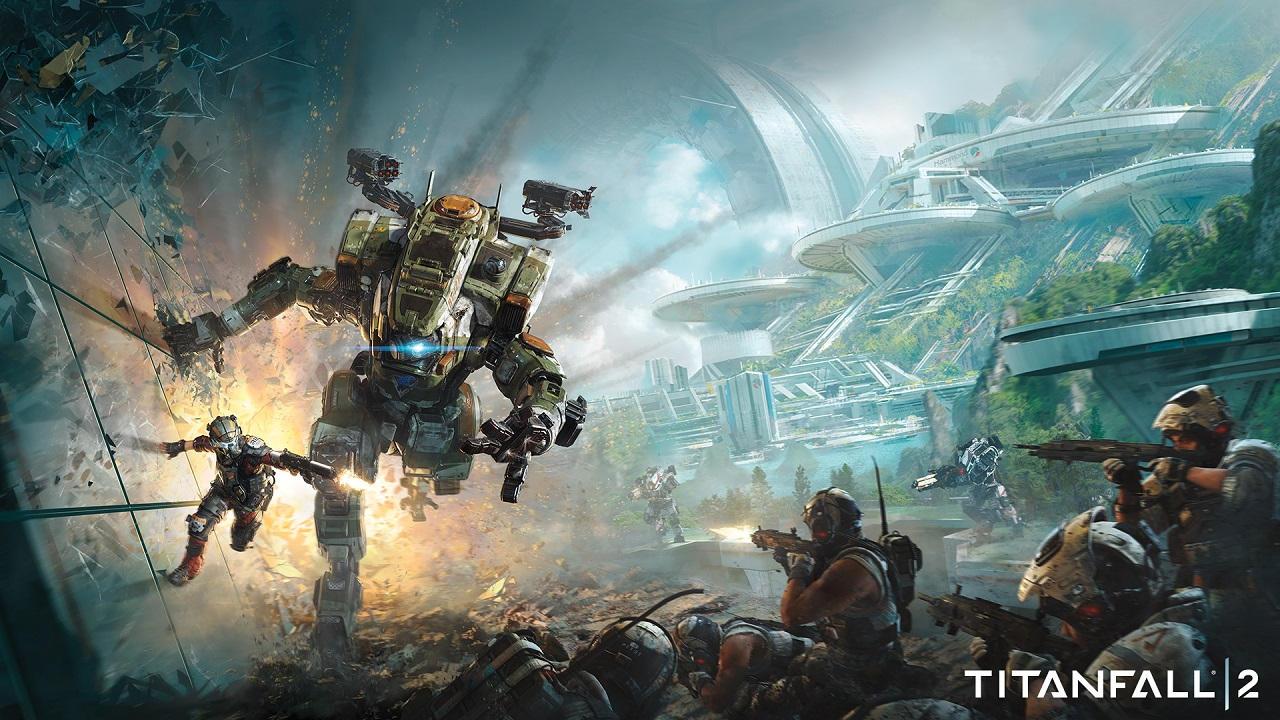 Bild von Titanfall 2 – Multiplayer kostenlos testen während des Trial-Wochenende