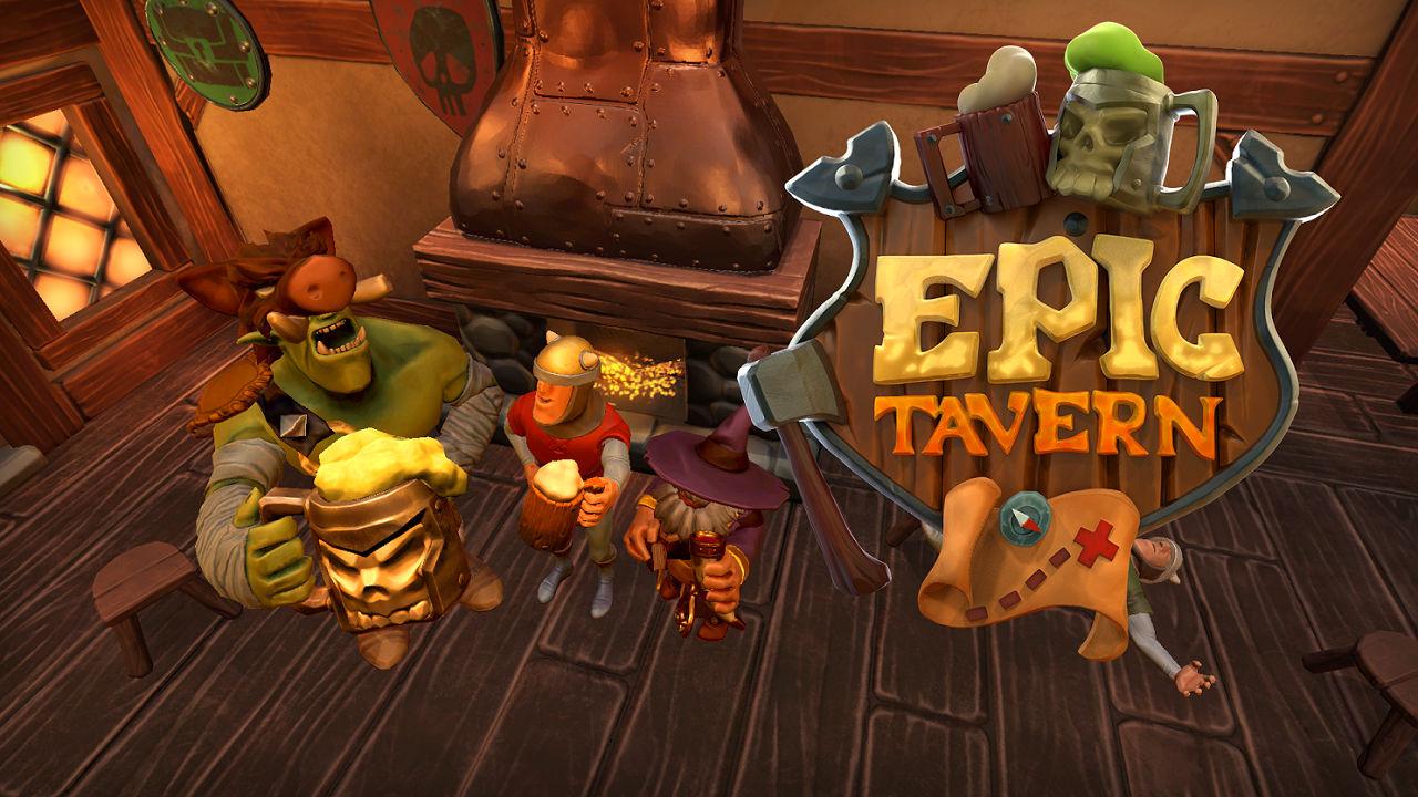 Bild von Epic Tavern – Managt eure eigene Taverne